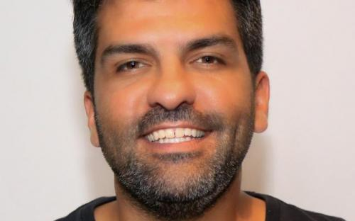 Diretor de Esporte Tênis: Sérgio Gotelip Barbosa