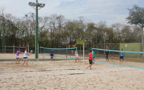 Beach Tennis Jockey